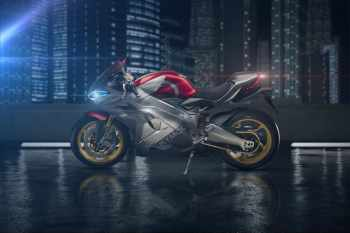 "Kymco Announces ""SuperNex"" Electric Superbike"