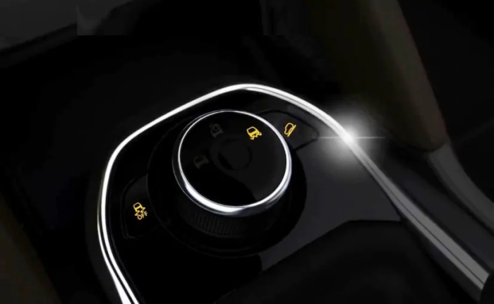 Tata Harrier Driving Modes
