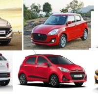 Top 5 Hatchbacks In the range of Rs. 5 Lakh