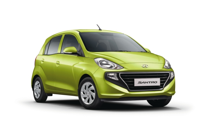 Hyundai Santro bookings and inquiries