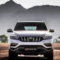 Premium Suv Mahindra Alturas G4