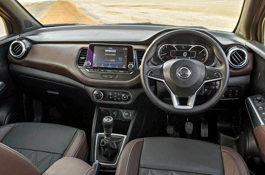 Nissan Kicks Interior, Steering, Dashboard