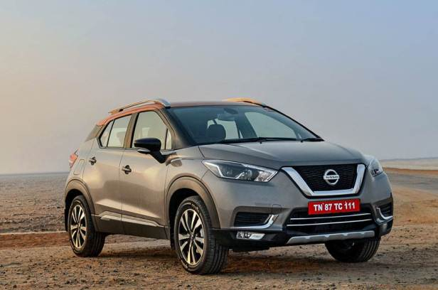 Nissan Kicks Booking Open
