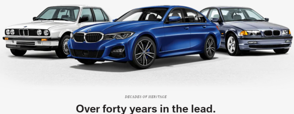 BMW 3-Series Heritage