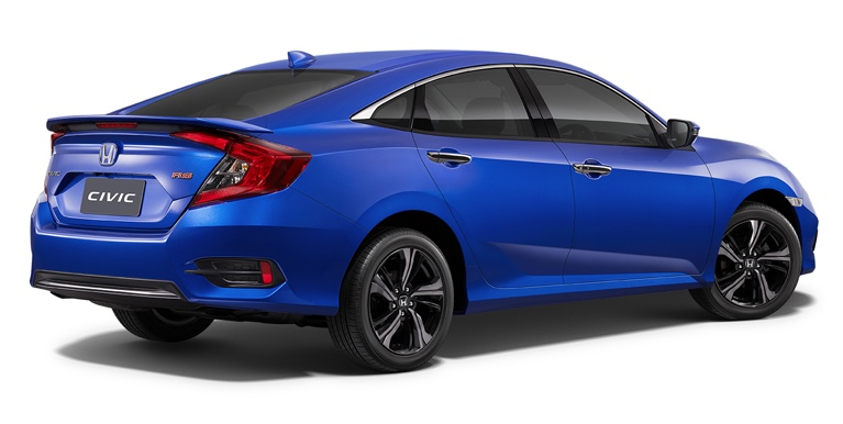 Honda Civic Rear