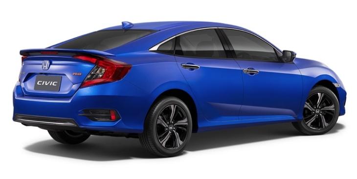 Honda Civic Rear