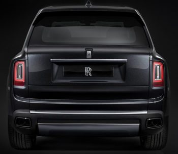 Luxurious and Magnificent SUV - The Rolls-Royce Cullinan