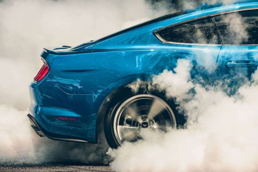 Ford Mustang 2019 brakes and safety