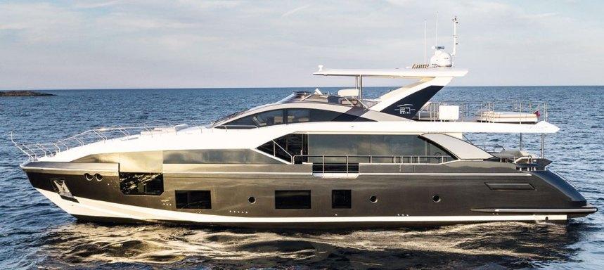 Azimut Yacht Grande 27 Metri