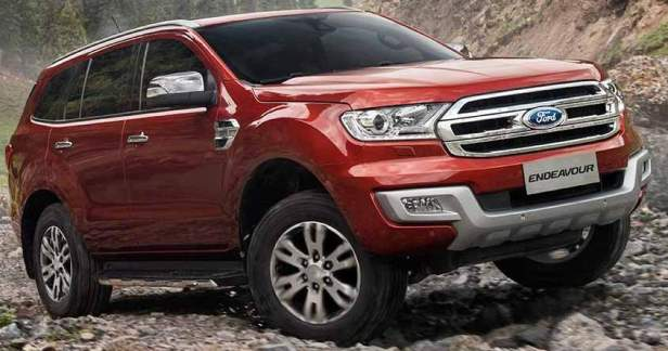 Ford Endeavour 2019 Exterior 11