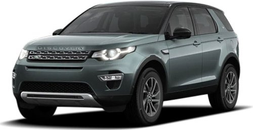 Land Rover Discovery Sport Overview, forcinduct