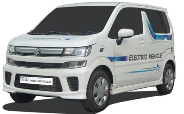 Maruti Suzuki WagonR Facelift 2019 Electric, Hybrid, ?
