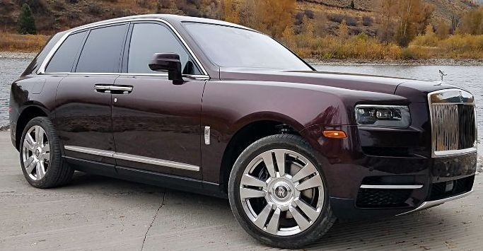 Forcinduct Rolls-Royce Cullinan Exterior