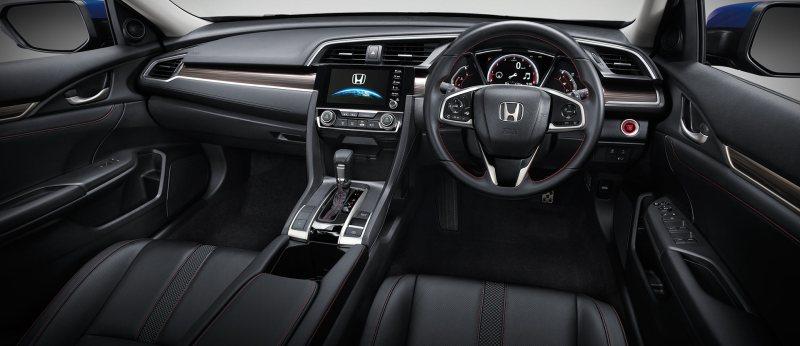 Honda Civic Inetriors