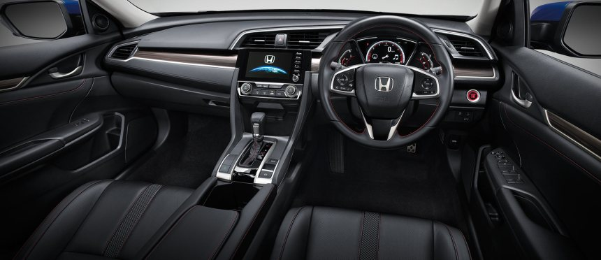 Honda Civic Inetriors