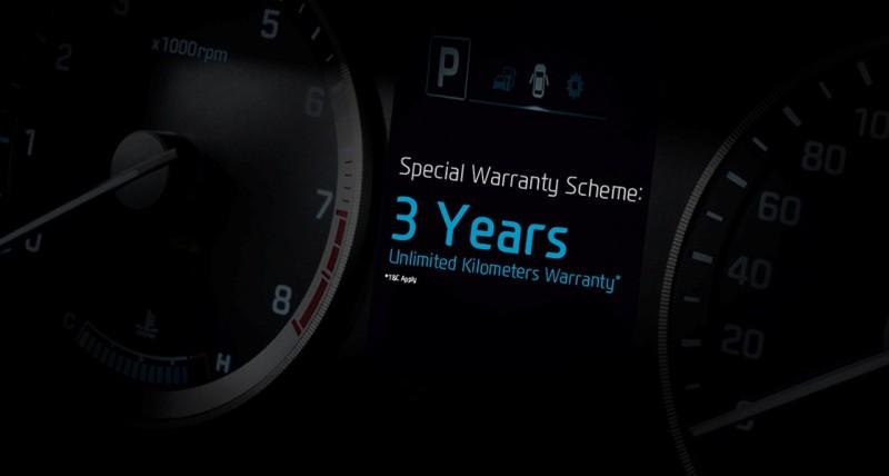 Hyundai Creta Scheme and Warranty