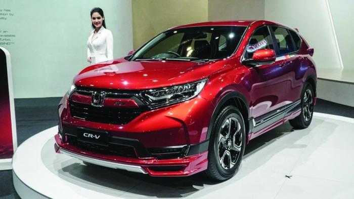 Honda CR-V Mugen, KLIMS, Kuala Lumpur International Motor Show