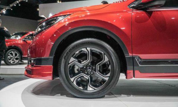 Honda CR_V Mugen 19-inch MDR Alloy wheels/tyre