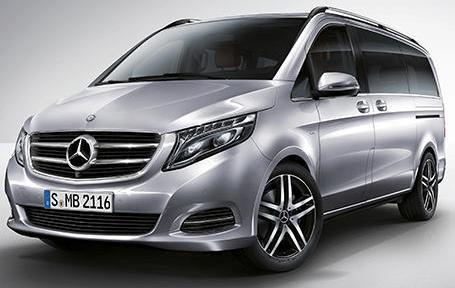 Mercedes-Benz V-Class MPV