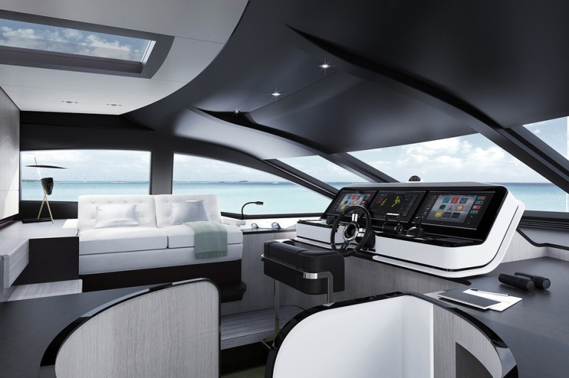 Azimut Grande 27 Metri Features