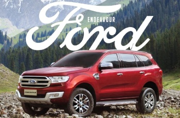 Ford Endeavour Facelift – Will it Retain its Presence???