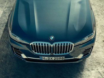 To Be Launched Most Expensive BMW SUV - X7 M50d