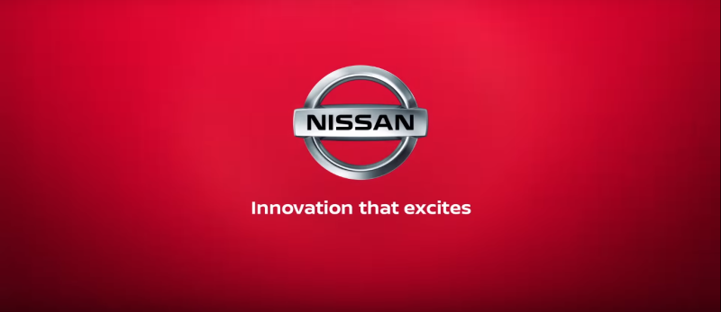 Nissan i2V Invisible to Visible Technology