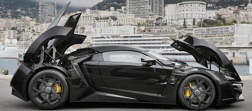 LYKAN HYPERSPORT