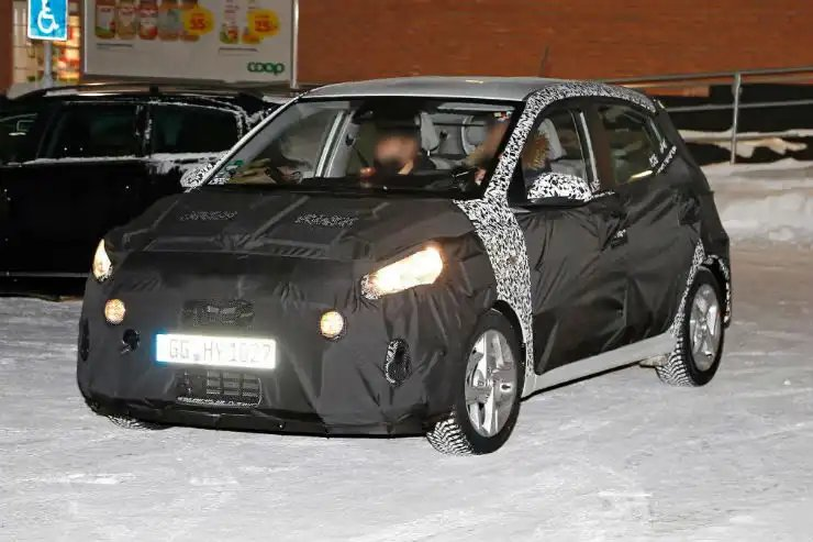 Hyundai Grand i10Facelift