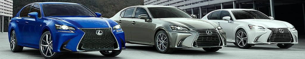 Lexus GS and GS F Sport Exterior,Interior and features