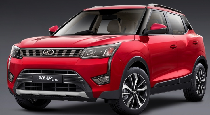 Mahindra XUV300 Exterior, Overview