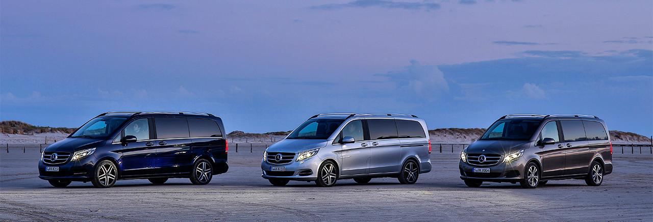 #mercedes benz V-class benz saloon sedan minivan