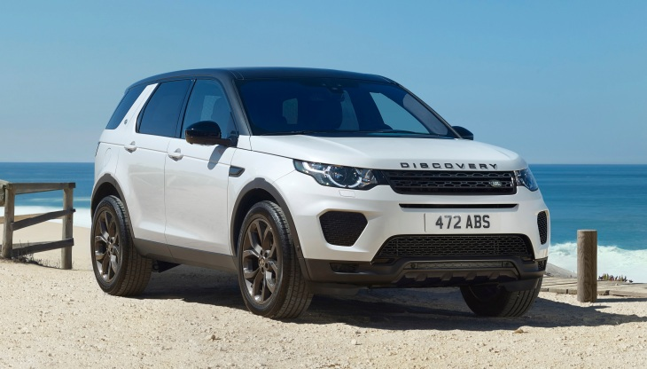 Land Rover Launches Special Discovery Sport Landmark Edition Ex-Show ₹ 53.77 Lakh