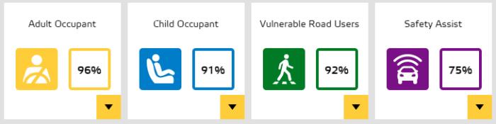 NCAP Safety Titles