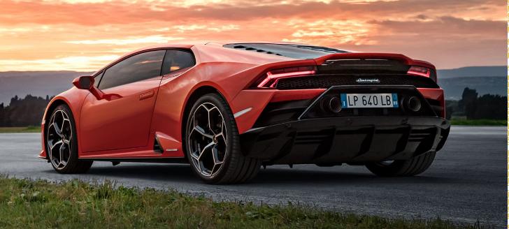 Lamborghini Huracan EVO Exterior