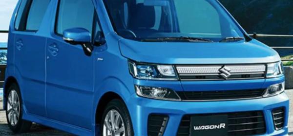 Maruti Suzuki WagonR