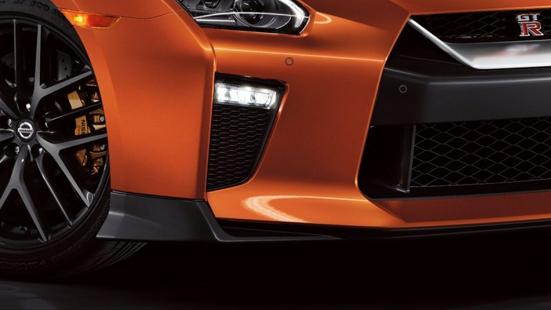 Nissan GT_R Front Fog Lamps