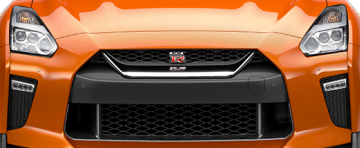 Nissan GT-R Grille