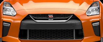 Nissan GT-R Grille
