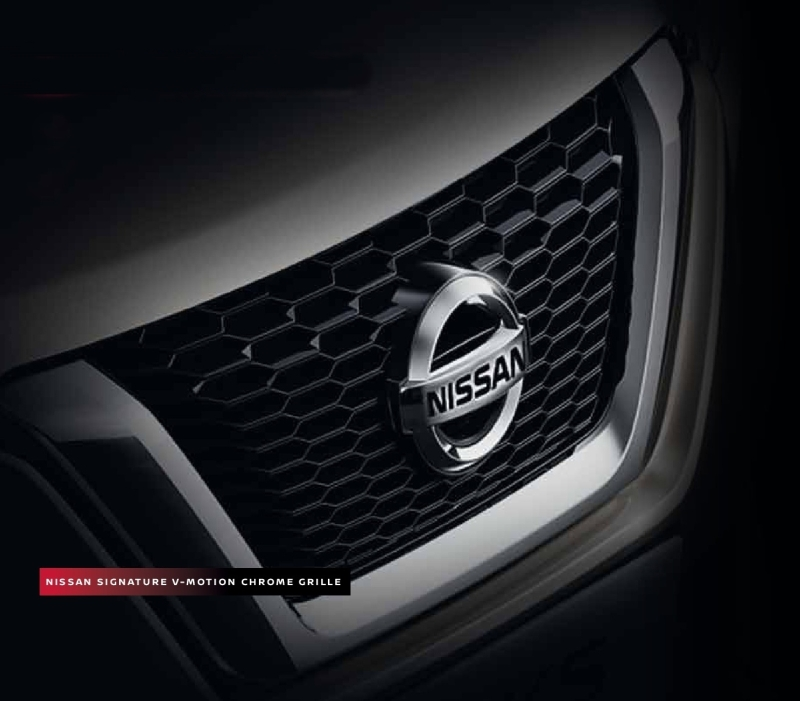 Nissan Kicks Grille