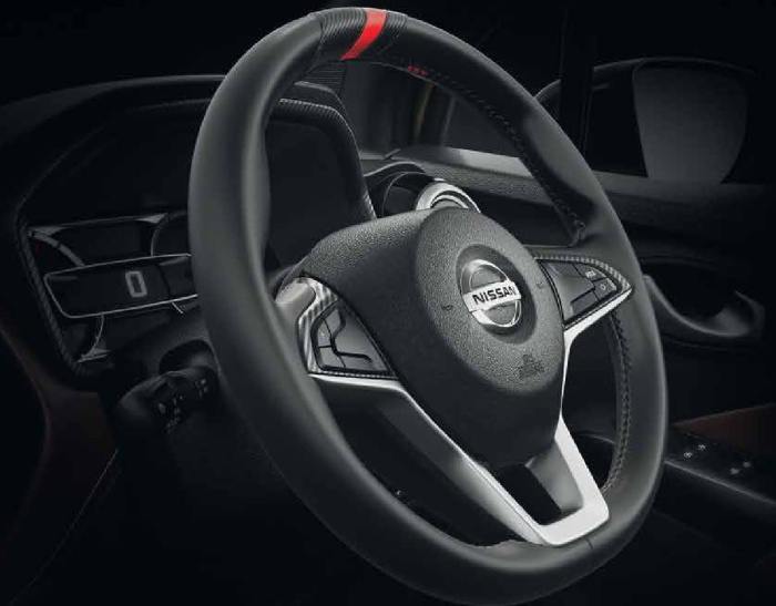 Nissan Kicks Steering
