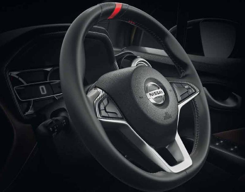 Nissan Kicks Steering