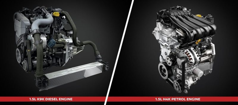Nissan Kicks Engine