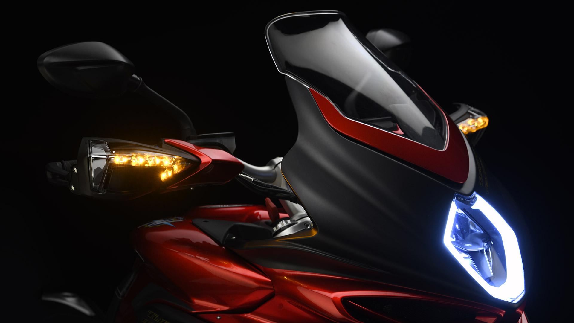 MV Agusta Turismo Veloce Lusso SCS Design