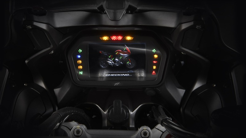 MV Agusta Turismo Veloce Lusso SCS Performance