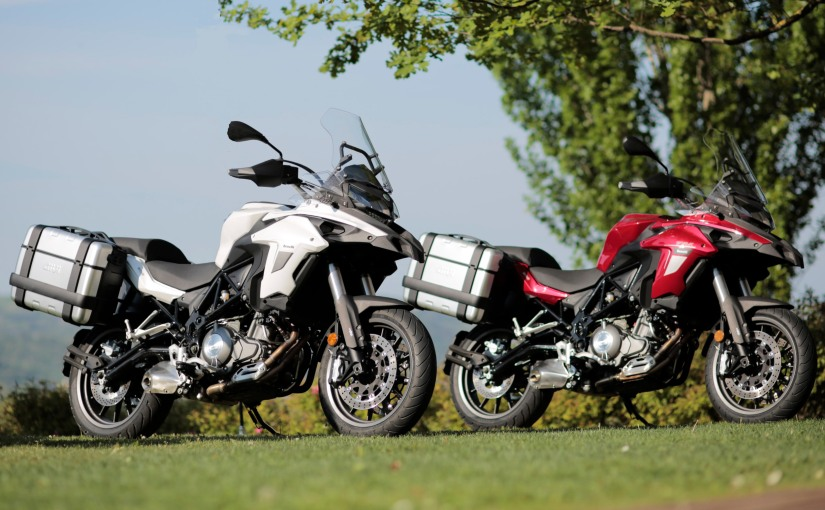 Benelli Launched its Adventure Style Touring Bikes in India TRK502 andTRK502X