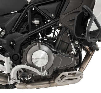 Benelli TRK502X Engine and Performance