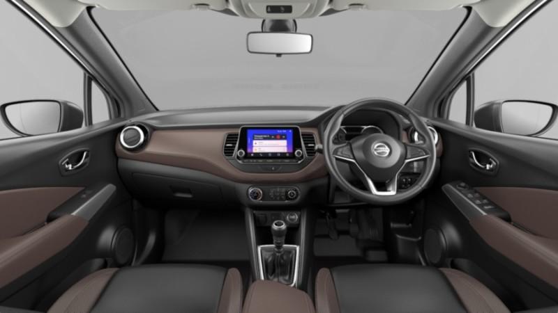 Nissan Kicks Dashboard