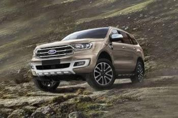 Ford Endeavour Launched at Starting price of 28.19 Lakhs.