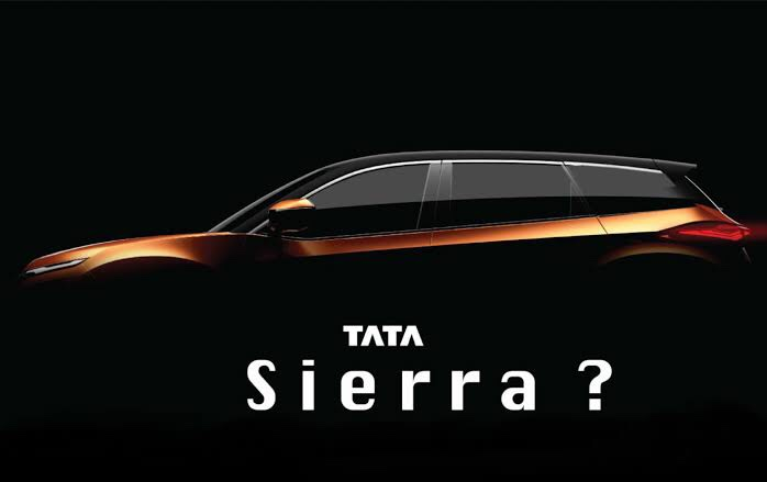 Tata H7X or Sierra spied testing inIndia